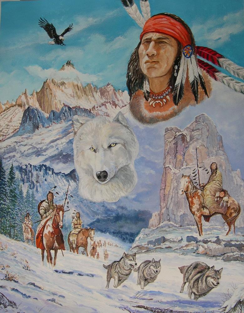 Cochise par columbo
